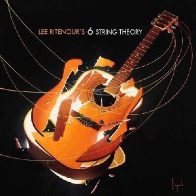 CD RITENOUR LEE - 6 STRING THEORY