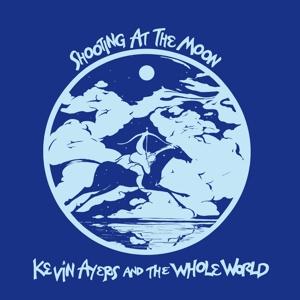 Vinyl AYERS, KEVIN - SHOOTING AT THE MOON