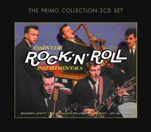 CD V/A - ESSENTIAL ROCK 'N' ROLL INSTRUMENTALS