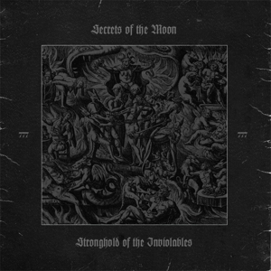 Vinyl SECRETS OF THE MOON - STRONGHOLD OF THE INVIOLABLES