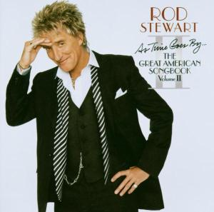 Rod Stewart - CD As Time Goes By...The Great Am