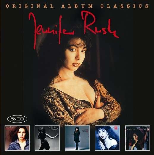 Jennifer Rush - CD Original Album Classics