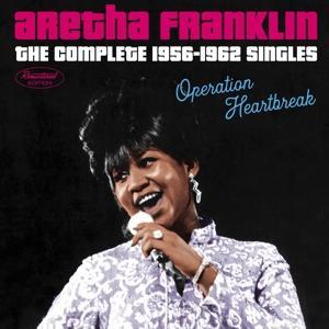 CD FRANKLIN, ARETHA - OPERATION HEARTBREAK