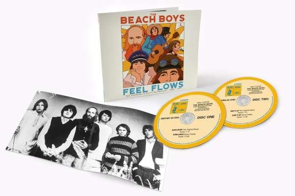 The Beach Boys - CD FEEL FLOWS-THE SUNFLOWER