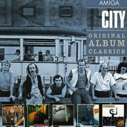 CD CITY - Original Album Classics