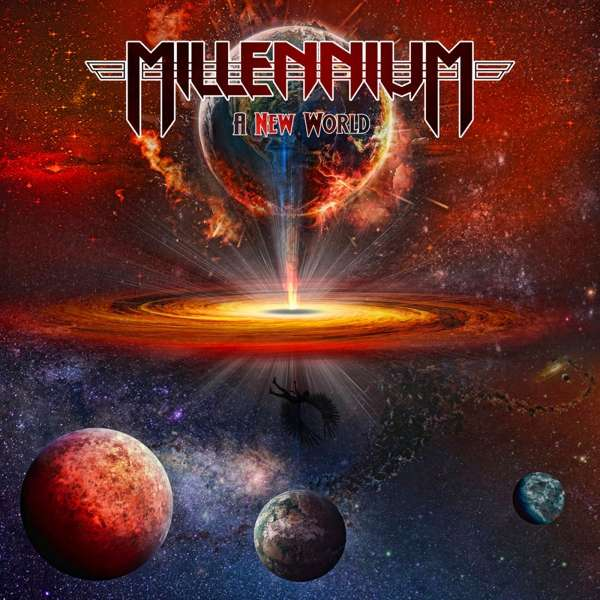 CD MILLENNIUM - NEW WORLD