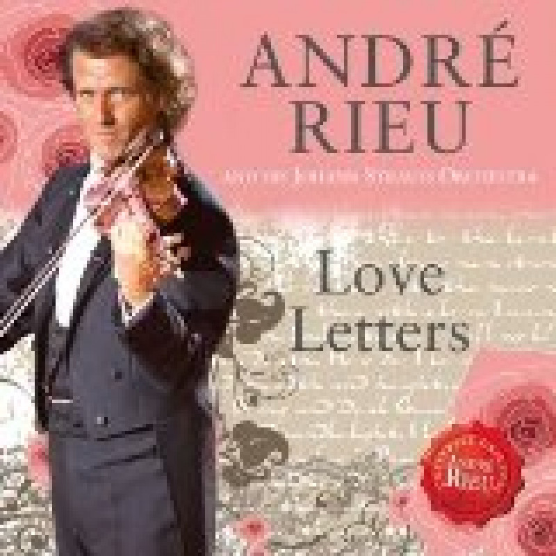 CD RIEU ANDRE - LOVE LETTERS