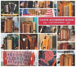 CD V/A - CAJUN ACCORDION KINGS (AND THE QUEEN)