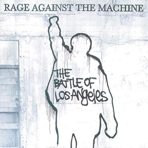 Rage Against the Machine - CD Battle of Los Angeles