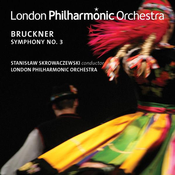 CD BRUCKNER, A. /SKROWACZEWSKI,STANISLAW /LONDON PHILH.ORCH. - SYMPHONY NO.3