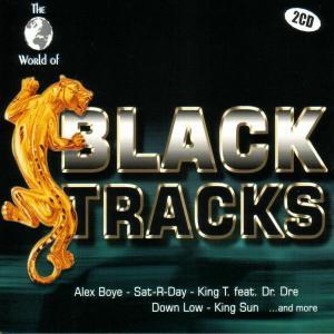 CD V/A - WORLD OF BLACK TRACKS