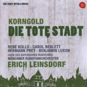 CD KORNGOLD, E.W. - Korngold: Die tote Stadt