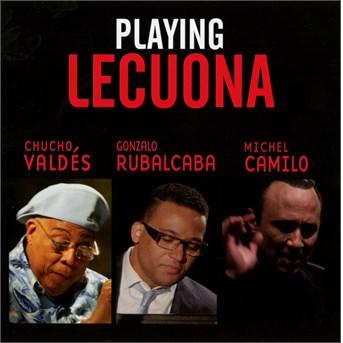 CD V/A - Playing Lecuona