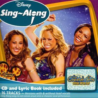 Various - CD DISNEY SINGALONG CHEETAH G