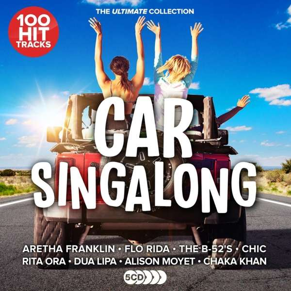 CD VARIOUS ARTISTS - ULTIMATE CAR SING-A-LONG