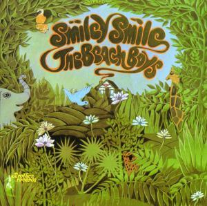 The Beach Boys - CD SMILEY SMILE/WILD HONEY