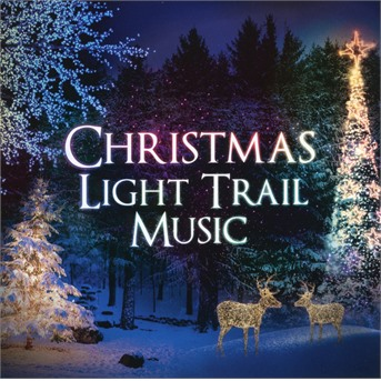 CD V/A - Christmas Light Trail Music