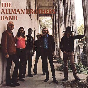 Allman Brothers Band - CD ALLMAN BROTHERS BAND
