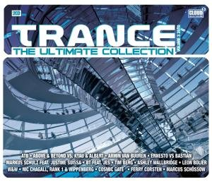 CD V/A - TRANCE - ULTIMATE COLLECTION -2010/3