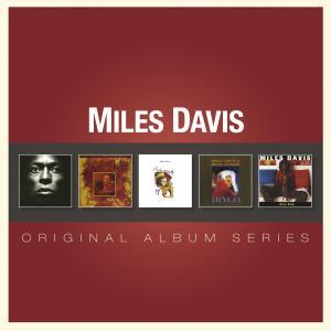 Miles Davis - CD ORIGINAL ALBUM SERIES