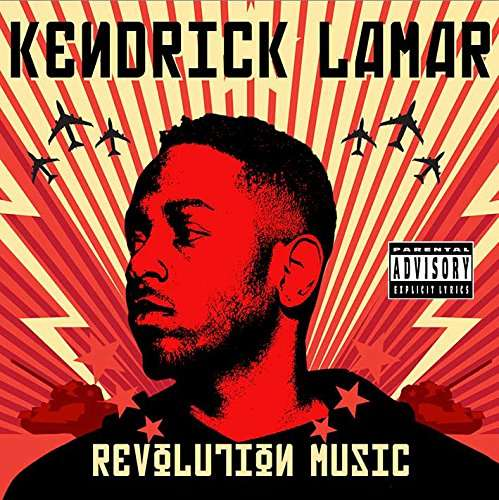 CD Lamar, Kendrick - Revolution Music