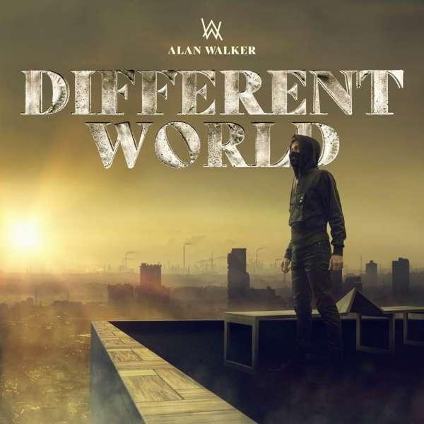 CD WALKER, ALAN - Different World
