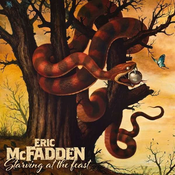 CD MCFADDEN, ERIC - STARVING AT THE END OF THE FEAST