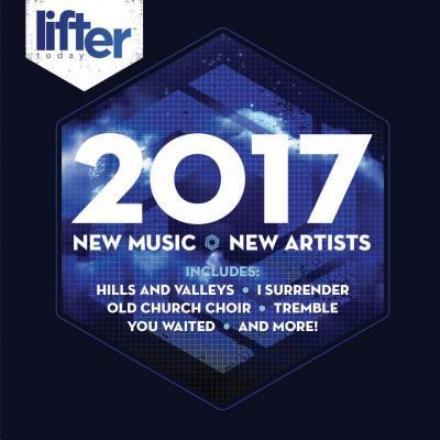 CD V/A - 2017 New Artists, New Music