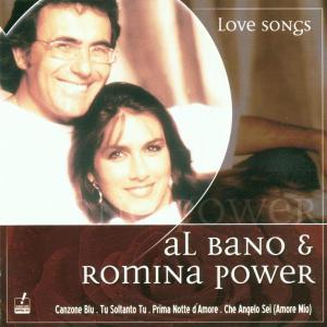 CD BANO, AL & ROMINA POWER - Love Songs