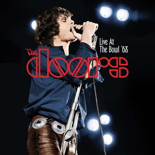 Vinyl DOORS, THE - LIVE AT THE BOWL'68