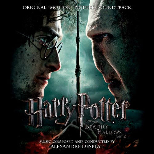 OST - CD Harry Potter & the Deathly Hallows Part 2