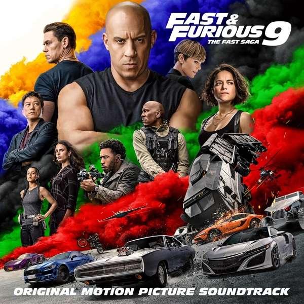 Soundtrack - CD Fast & Furious 9: F9 The Fast Saga