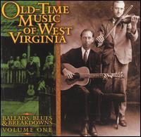 CD V/A - OLD TIME MUSIC WEST VIRG,1 VOL.1