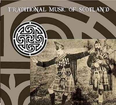 CD V/A - TRADITIONAL MUSIC OF SCOTLAND