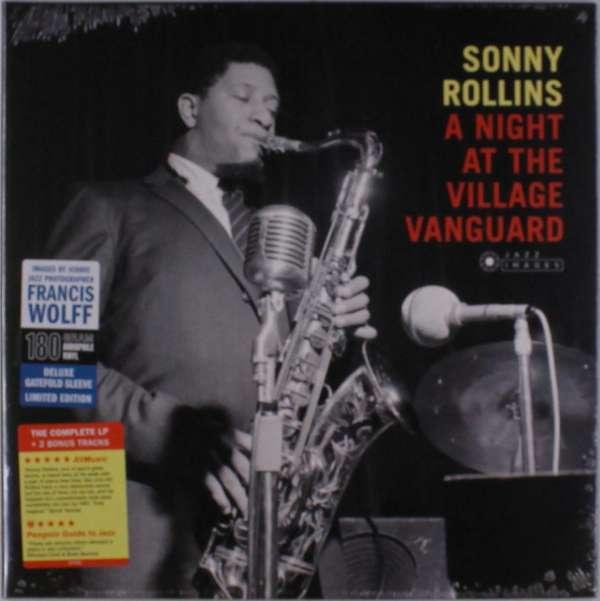 Vinyl ROLLINS, SONNY - NIGHT AT THE VILLAGE VANGUARD
