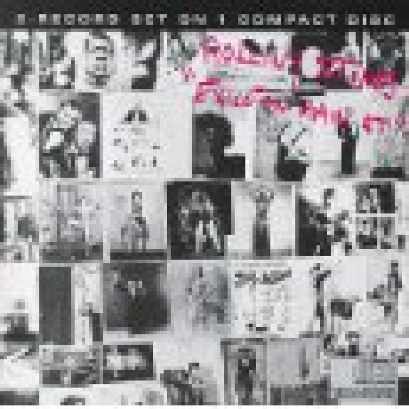 Rolling Stones - CD EXILE ON MAIN STREET