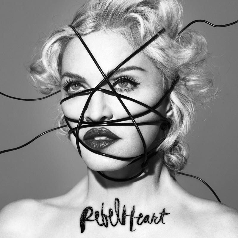 Madonna - CD REBEL HEART/DELUXE