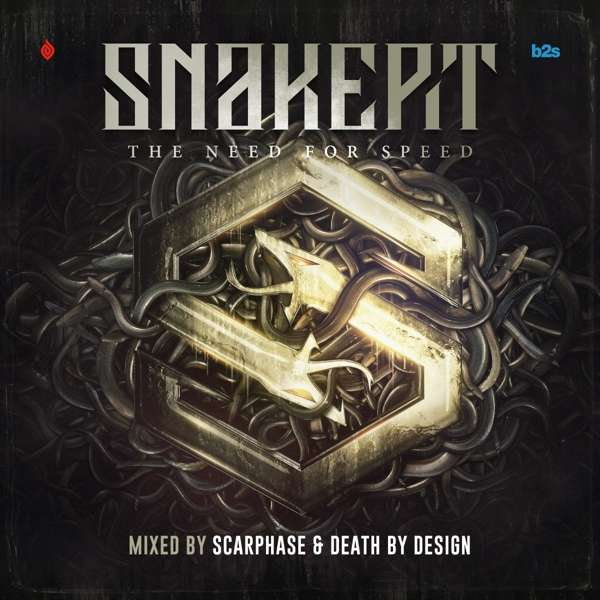 CD V/A - SNAKEPIT - THE NEED FOR SPEED
