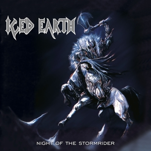 CD ICED EARTH - Night Of The Stormrider (Re-is