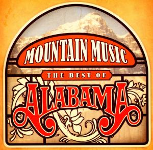 CD Alabama - Mountain Music: the Best of