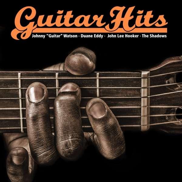 CD V/A - GUITAR HITS