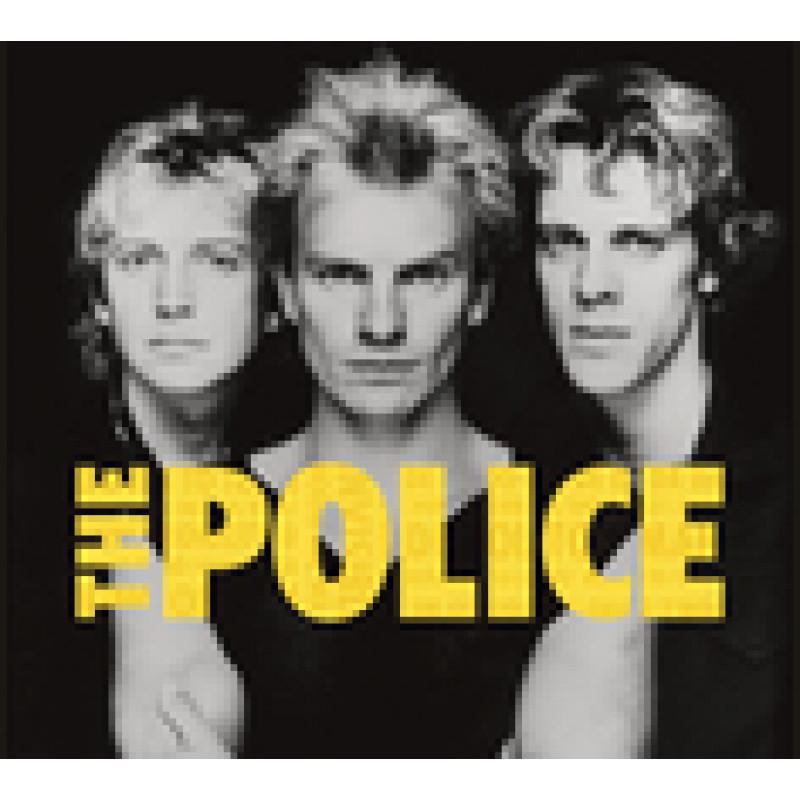 CD POLICE - THE POLICE