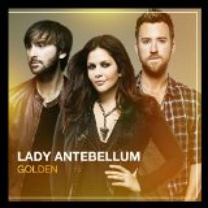 CD LADY ANTEBELLUM - GOLDEN