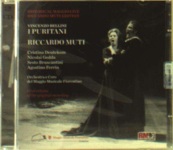 CD BELLINI, V. - I PURITANI