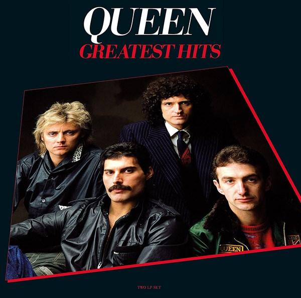 Queen - Vinyl GREATEST HITS