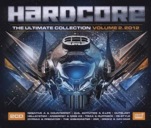 CD V/A - HARDCORE THE ULTIMATE COLLECTION 2012 VOLUME 2