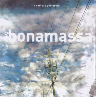CD BONAMASSA, JOE - A NEW DAY YESTERDAY