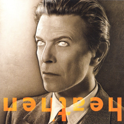 David Bowie - CD HEATHEN
