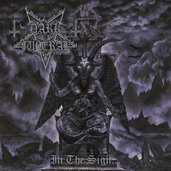 CD Dark Funeral - In the Sign...