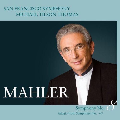 CD MAHLER, G. - SYMPHONY NO.8 & 10
